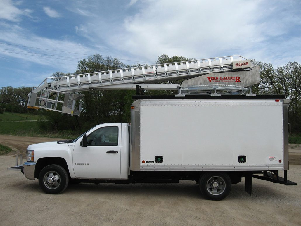 Van Ladder Bucket Trucks Vehicle Types Available In